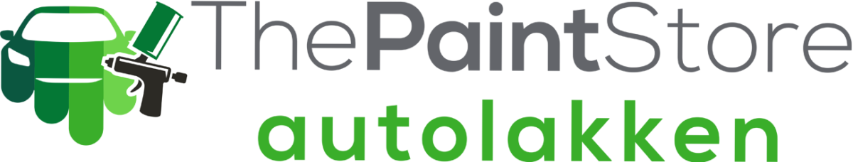 Logo the paint store autolakken